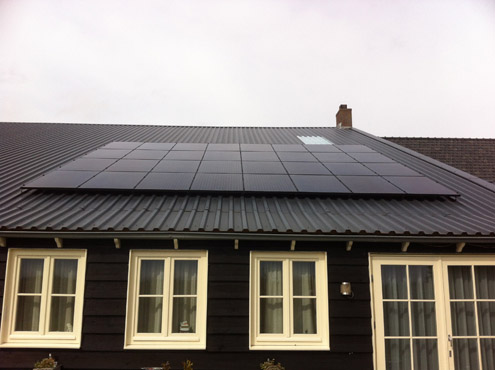 zonne energie 10