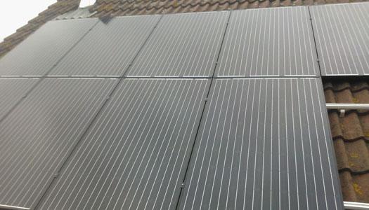 zonne energie 7